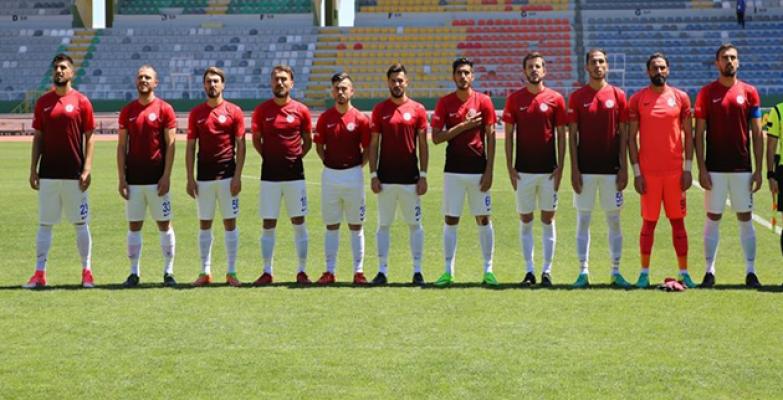 Utaş Uşakspor: 1 - Şanlıurfa Karaköprü Belediyespor: 0