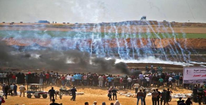 Gazze'de İsrail katliamı, 41 şehit