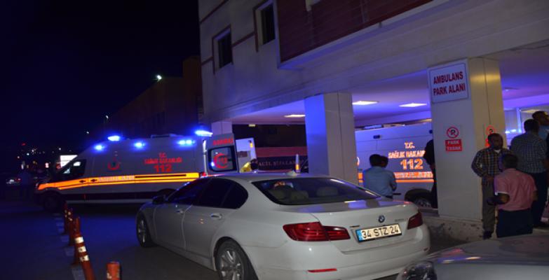 Halfeti Jandarma karakoluna roketli saldırıda 19 kişi gözaltına alındı