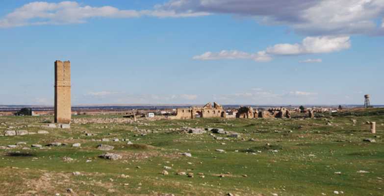 İşte Urfa'da Gezilebilecek Bazı Tarihi Yerler