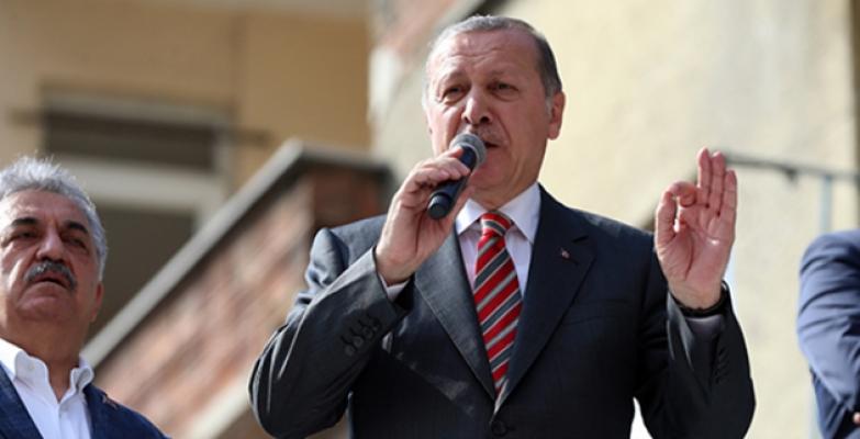 Erdoğan: 100 Bin Gencimize Eğitim Gördükleri Şehirde Çalışma İmkanı Getireceğiz