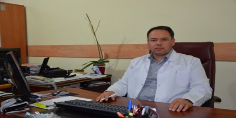 HRÜ Tıp Fakültesine Altay Getirildi