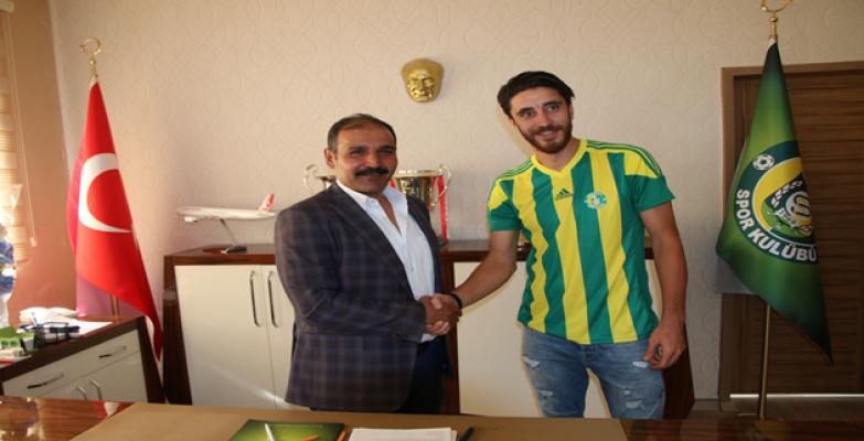 Mehmet Taşçı, Urfaspor'a yeniden imzayı attı