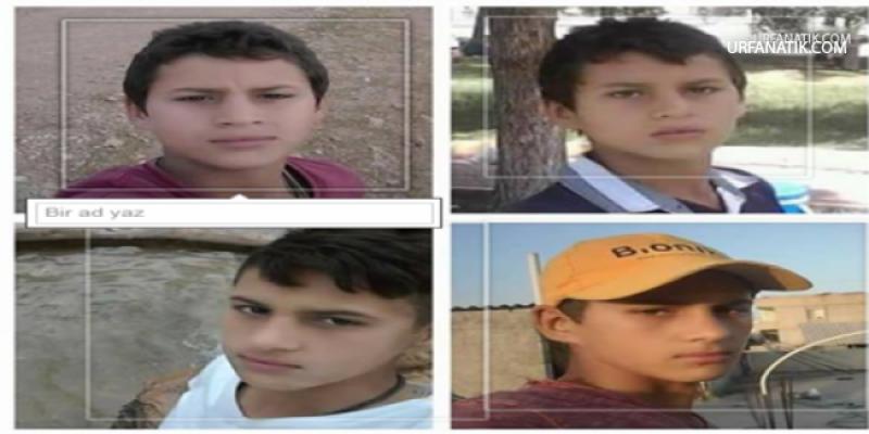 Akçakale'de 3 Gündür Kayıp Olan Çocuk Bulundu