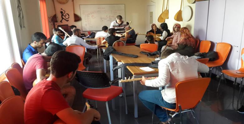 Şanlıurfa Gençlik Merkezinden Yaz okulu Programı