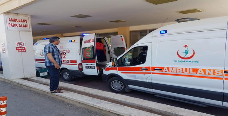 Urfa'da İki Aile Arasında Kavga, 3 ölü