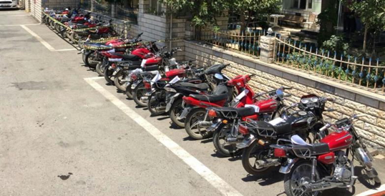 Urfa Emniyeti 4 Bin Motosikleti Sorguladı