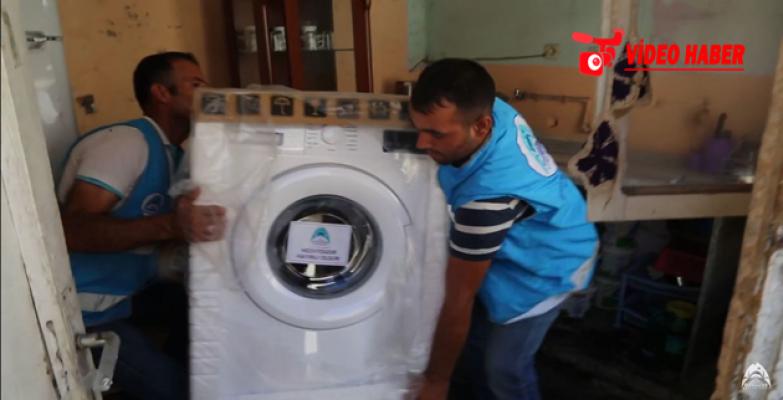 Eyyübiye Belediyesi Vatandaşın Yüzünü Güldürüyor