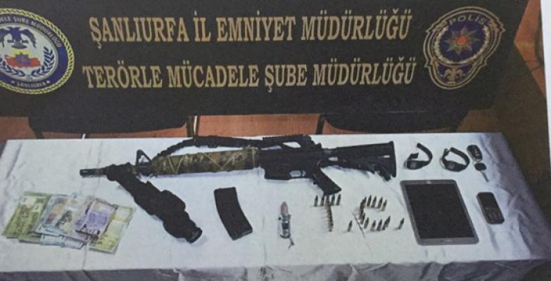 Şanlıurfa'da sınırı geçen YPG'liler yakalandı