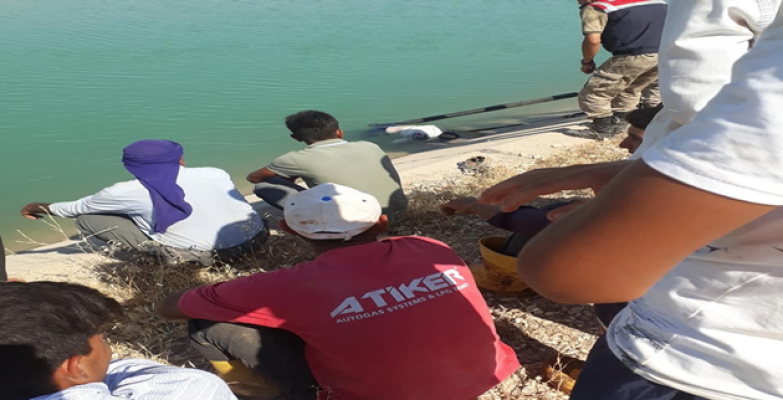 Urfa'da Kadın Cesedi Bulundu