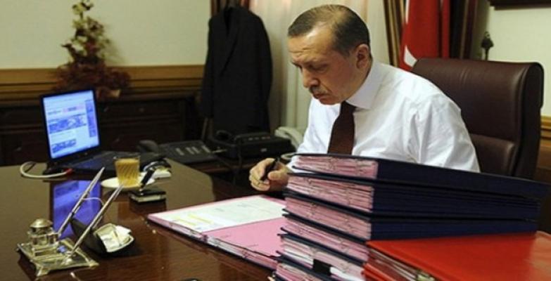 Atamalara Cumhurbaşkanlığı  izin şartı getirildi