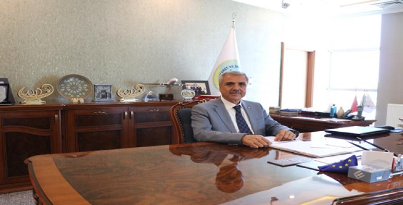"""Başkan Peltek, """"OSB'deki Elektrik Konusunu İlk Günden Beri takip Ediyoruz"""""""
