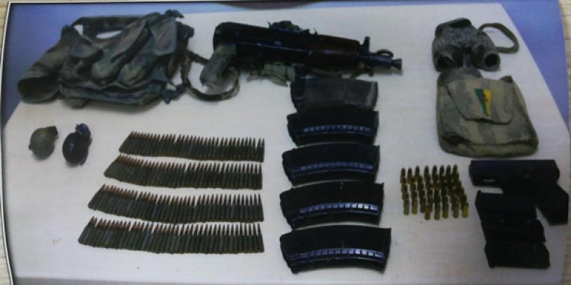 Ceylanpınar'da PKK operasyonu:9 gözaltı