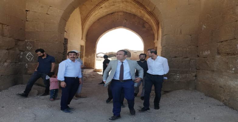 Ecdat Yadigârının  Restorasyonuna Başlandı