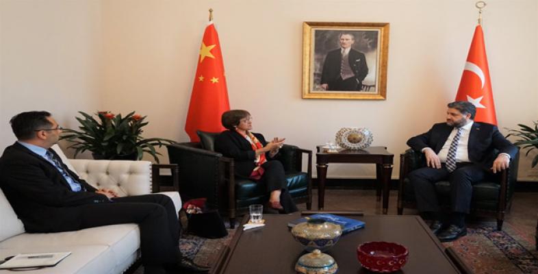 İş Dünyasından Büyükelçi Önen'e Ziyaret
