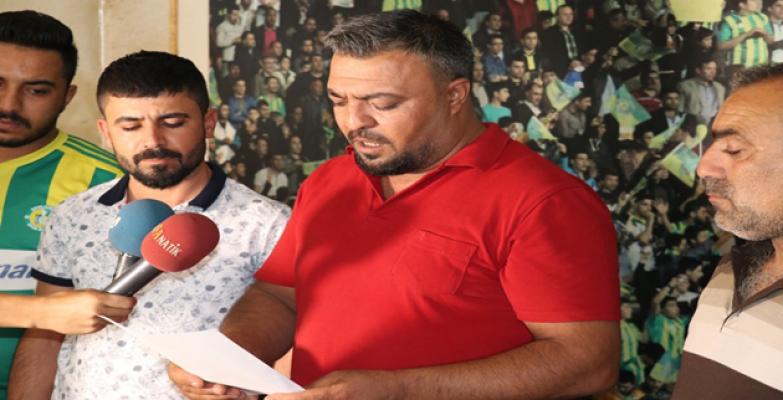 Taraftar Dernekleri Keşküş, İçin Ankara'da Oturma Eylemi Yapacaklar