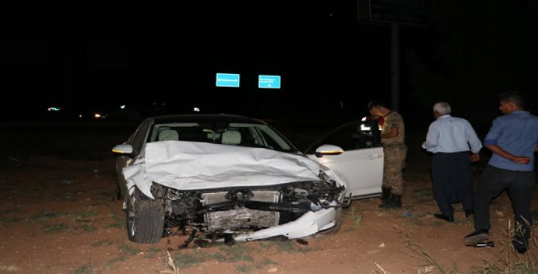 Urfa'da Kazada Baba Ve 2 Oğlu Öldü