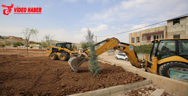 Eyyübiye Belediyesi, İlçeye Devasa Parklar Kazandırıyor