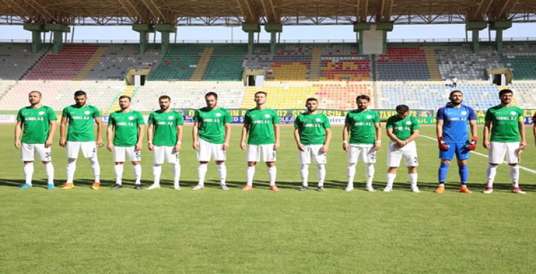 Karaköprü Nazilli Belediyespor'u 2-1 Mağlup Etti