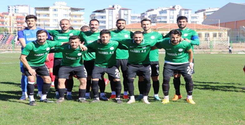 karaköprü Nevşehir'i Eli Boş Gönderdi