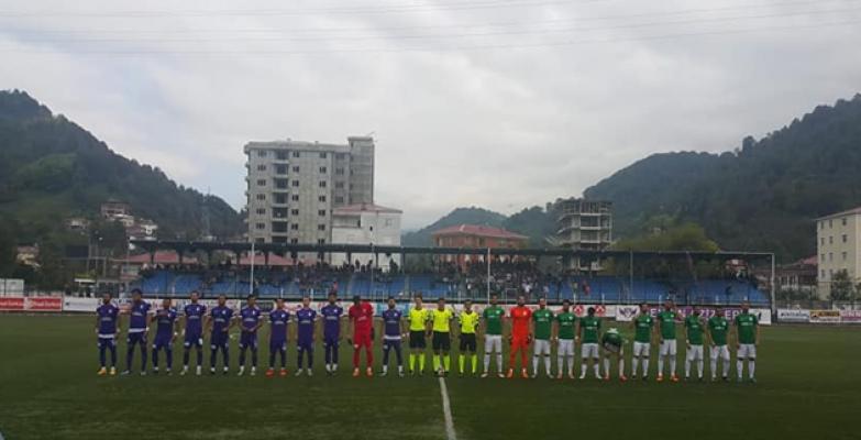 Tire 1922 0-0 Karbel Kaköprü Belediyespor