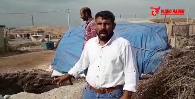 Urfa'da Açılan Dev Obruk Kapatıldı