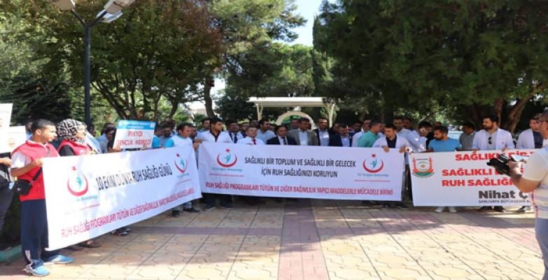 Urfa'da Farkındalık Oluşturmak İçin Etkinlik Düzenlendi