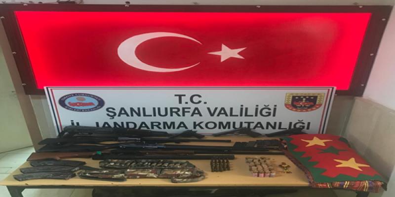 Viranşehir'de PKK Operasyonu: 10 Gözaltı