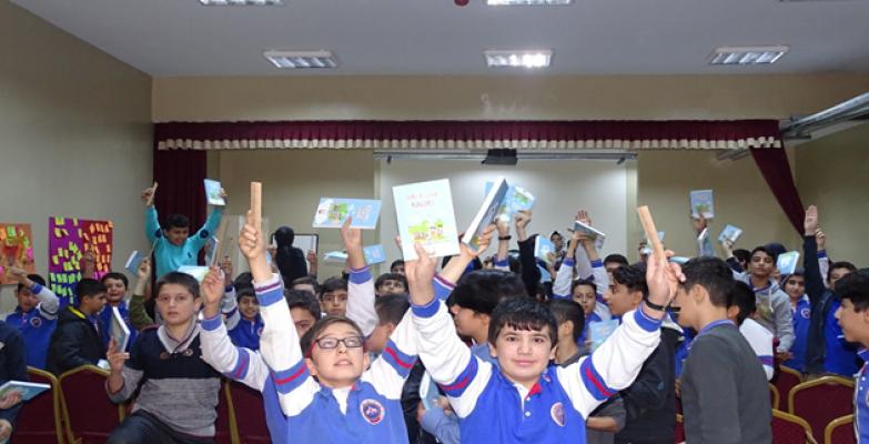 Çocuklar Çevre Bilincini Büyükşehirle Öğreniyor