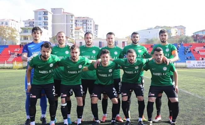 Karaköprü Belediyespor Deplasmanda 2--1 Yenildi