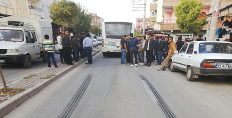 Şanlıurfa'da Trafik Kazası, 1ölü