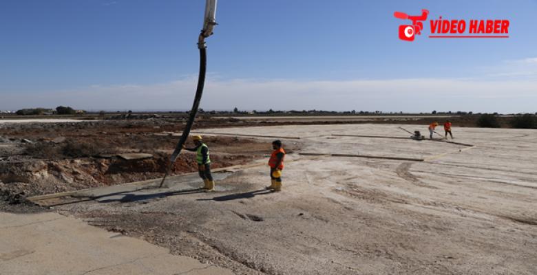 Şanlıurfa'da İki Dev projelerin Temeli Atıldı