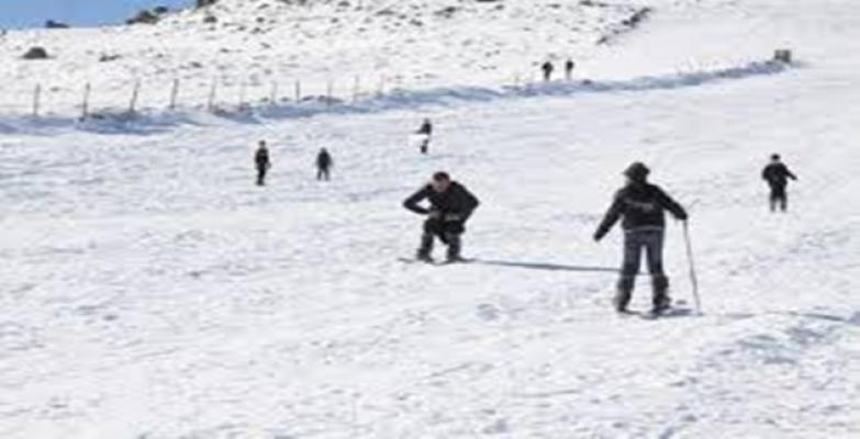 Karacadağ Kayak Merkezi'nde Sezon Açıldı