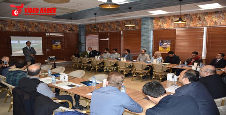 Urfa'da Şehircilikte Geotasarım ve Sanal Gerçeklik Çalıştayı