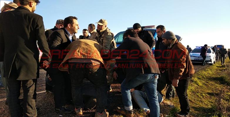 Şanlıurfa'da Feci Kaza, 3 Ölü, 19 Yaralı
