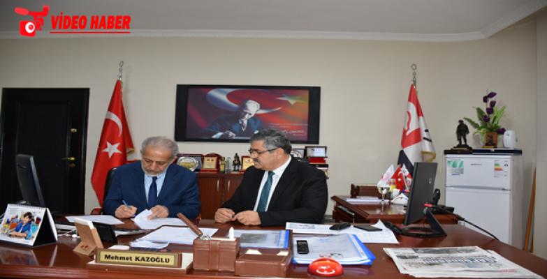 HRÜ ile TJK Arasında İşbirliği Protokolü İmzalandı
