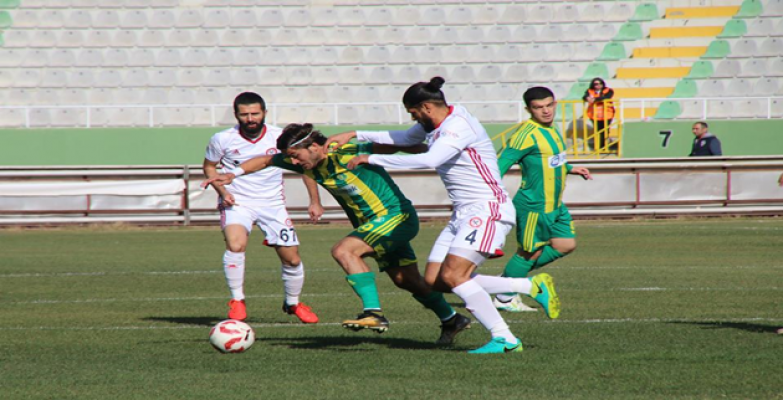 Şanlıurfaspor 0-1 Zonguldakspor