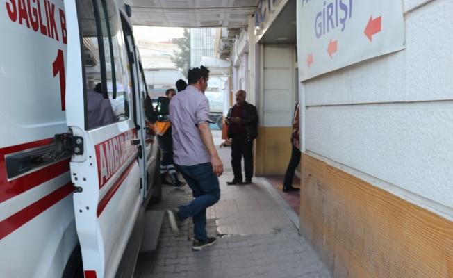 Urda'da Yol Vermeme Kavgası; 10 Yaralı