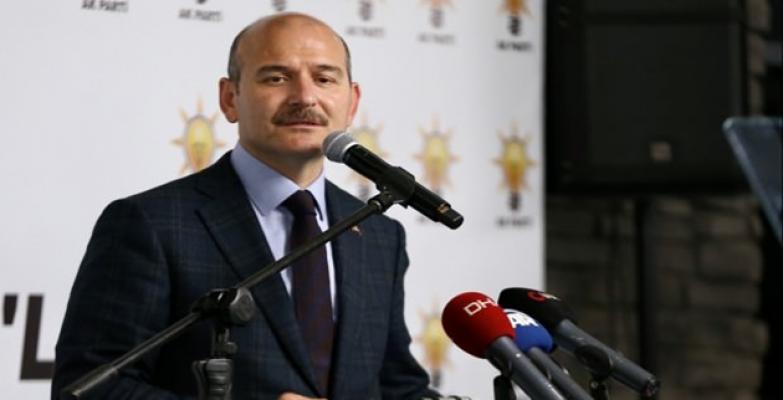 Bakan Soylu 511 Bin Kişinin Gözaltına Alındı