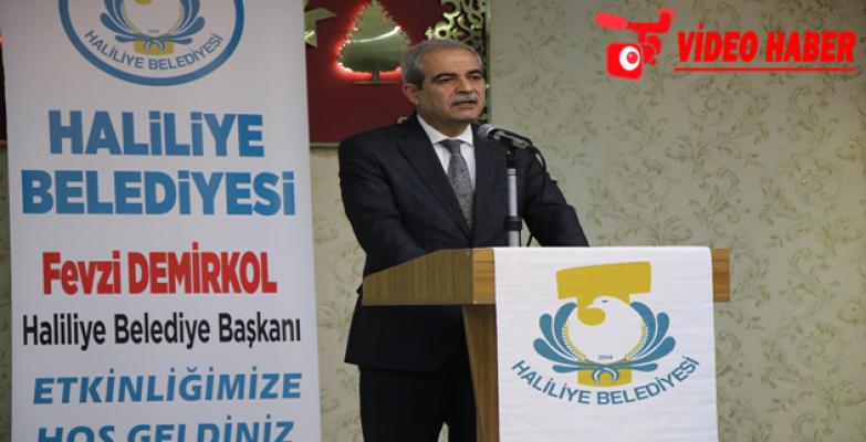 Başkan Demirkol, Personel İle Buluştu: Biz Büyük Bir Aileyiz