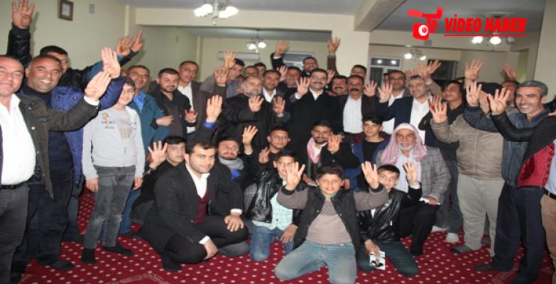 Canpolat Ak Parti Hizmetleriyle Gönüllere Taht Kurdu
