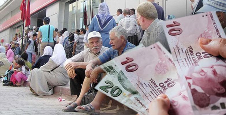 Emeklilerin Alacağı Maaş Zammı Belli Oldu