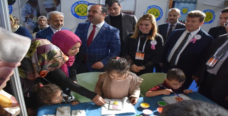 Harran Üniversitesi, Katıldığı Fuarlarla Şehrin Ekonomisini Canlandırıyor
