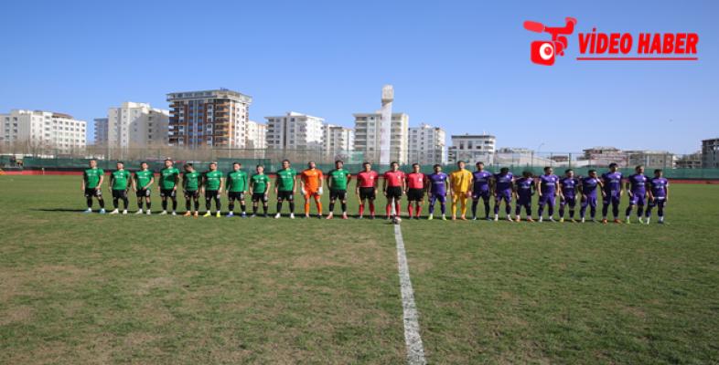 Karaköprü Belediyespor 1-0 Artvin Hopaspor