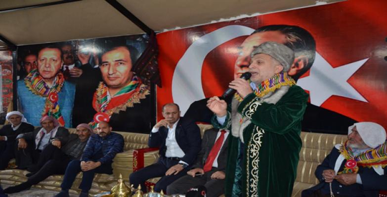 Külünk, Seyit Abdülhakim Arvasi Gibi Müslüman Kürtlerden İntikam Almak İstediler