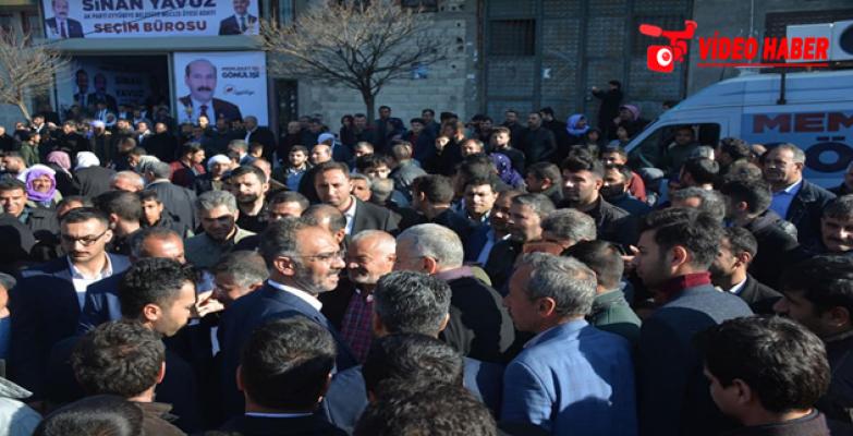 Kuş. 31 Mart Seçimi Erdoğan'ın Seçimidir Ümmetin Seçimidir