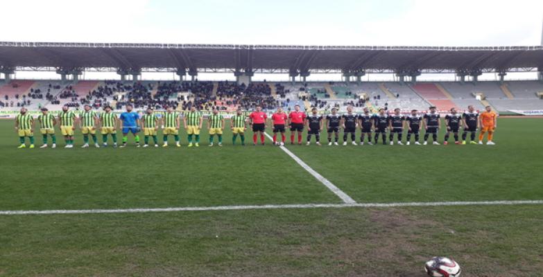 Şanlıurfaspor 2-2 Manisa Büyükşehir Belediyespor