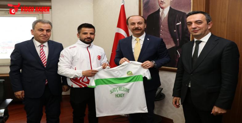 Suruçlu Şampiyonlar, Avrupa'da Türkiye'yi Temsil Edecek