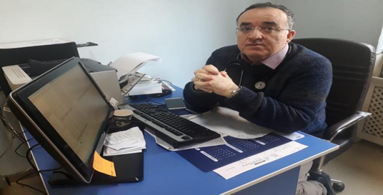 Temamoğulları Balıklıgöl Devlet Hastanesinde Hasta Kabulüne Başladı