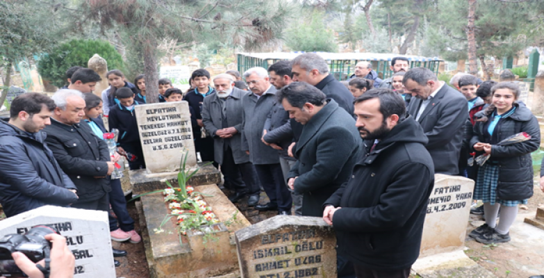 Tenekeci Mahmut Vefatının 31. Yıldönümünde Unutulmadı